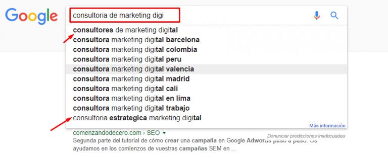 Guía para tu primera campaña de Google Adwords